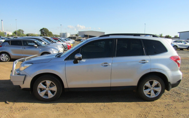 2015 Subaru Forester S4 MY15 2.0D-L Suv Image 4
