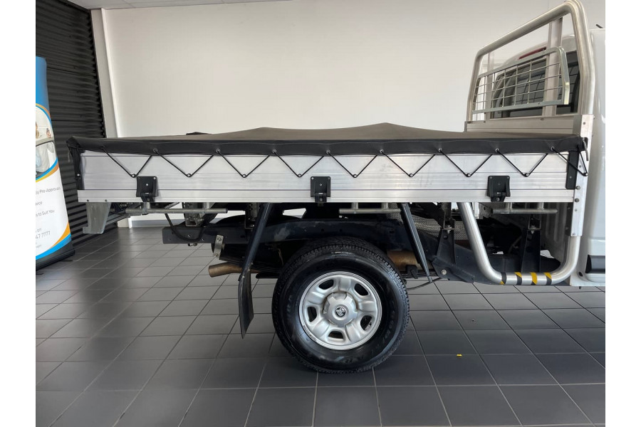2018 Holden Colorado Cab chassis