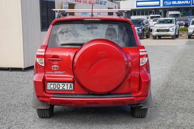 2011 Toyota RAV4 CV