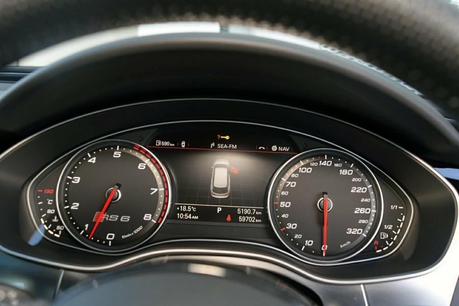 2014 Audi Rs6 4G A Wagon Mobile Image 16