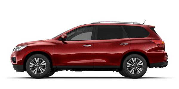 2018 MY17 Nissan Pathfinder R52 ST 2WD Wagon