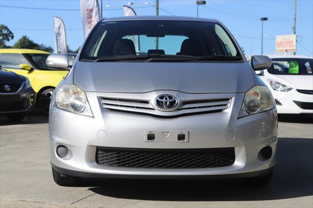 2010 Toyota Corolla ZRE152R MY11 Ascent Hatchback Image 8