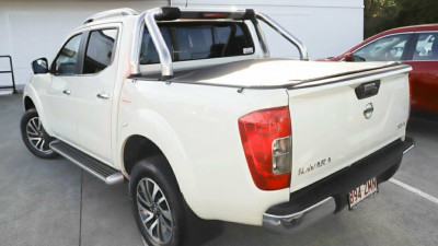 2019 MY20 Nissan Navara D23 S4 MY20 ST-X Utility Image 2