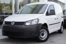 Volkswagen Caddy TDI250 2KN