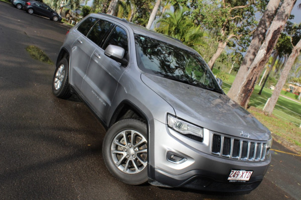 Jeep Grand Cherokee Laredo WK