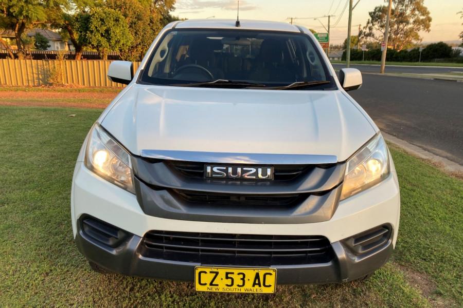 2014 MY15 Isuzu UTE MU-X Turbo LS-U Wagon