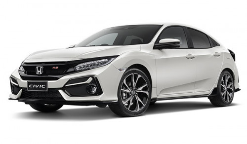 2019 MY20 Honda Civic Hatch 10th Gen RS Hatchback