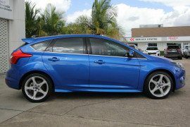2013 Ford Focus LW MKII Titanium PwrShift Hatchback