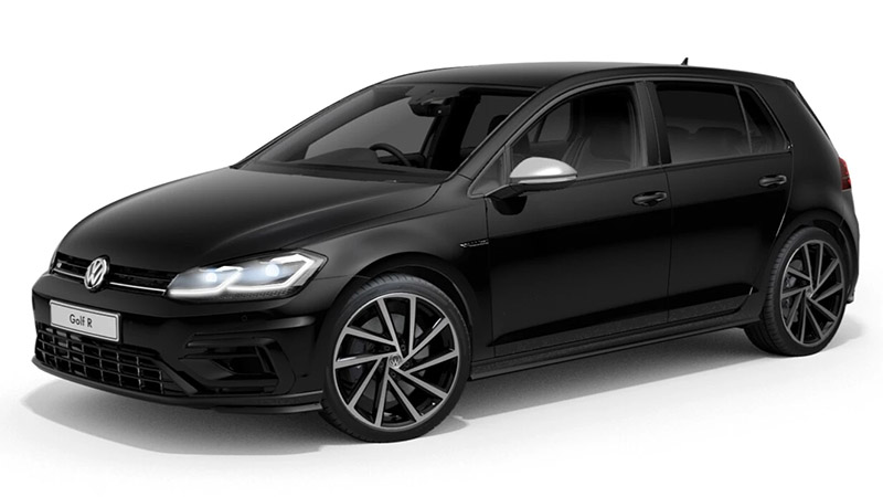 2020 Volkswagen Golf 7.5 R Hatch