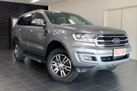 Ford Everest Titanium UA II