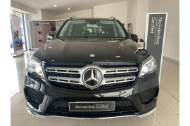 2016 MY07 Mercedes-Benz Gls-class X166 807MY GLS350 d Wagon Image 2