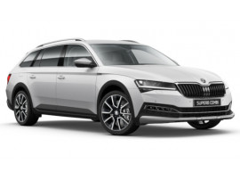Skoda Superb Scout NP