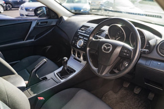 2009 Mazda 3 BL Series 1 Neo Hatchback Image 4