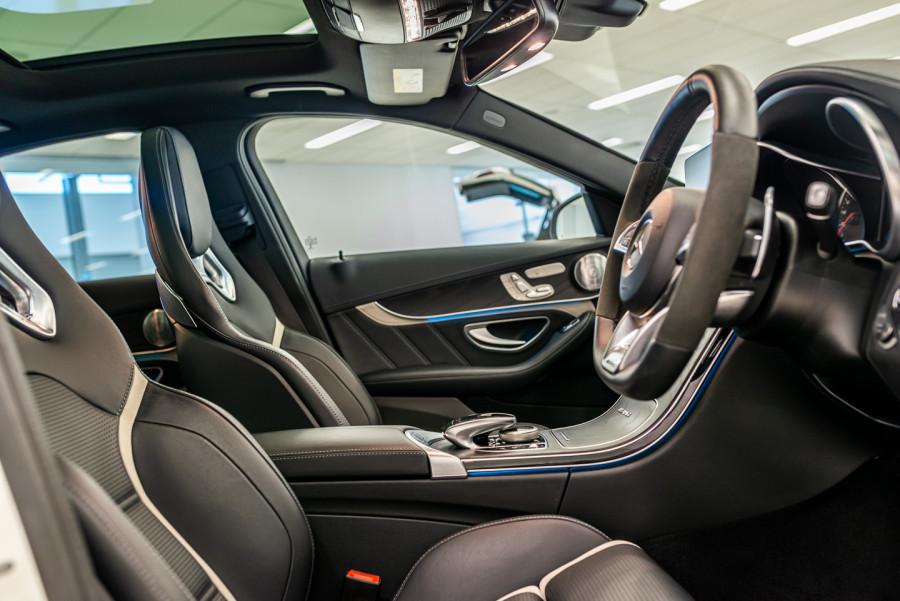 2016 MY07 Mercedes-Benz C-class W205  C63 AMG S Sedan Image 23