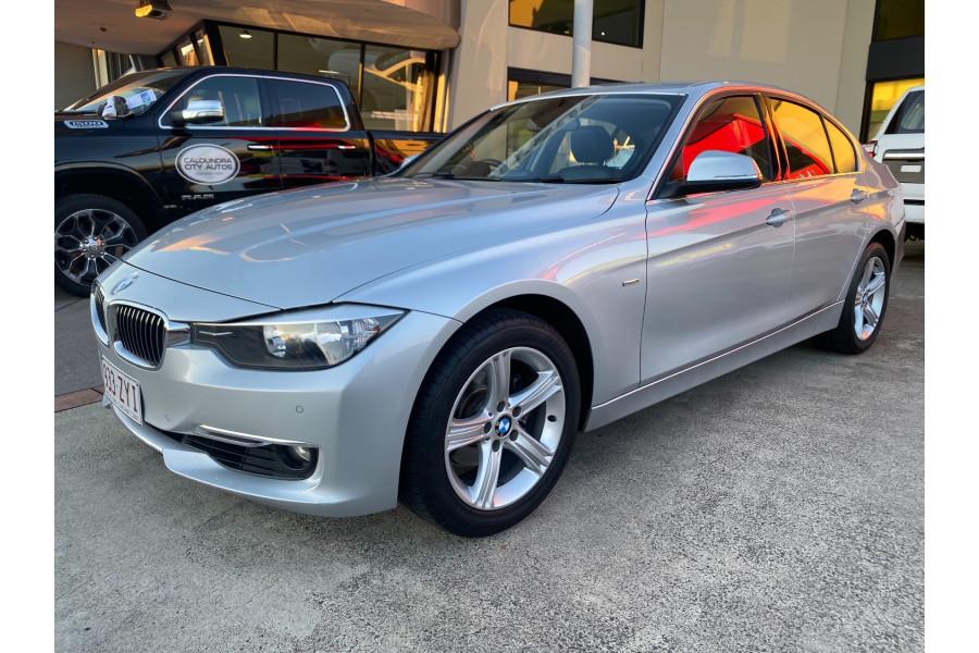 2012 BMW 3 Series F30 320i Sedan