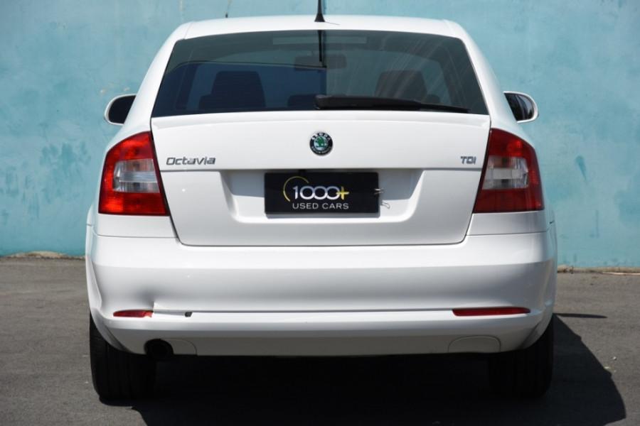 2011 Skoda Octavia 1Z MY11 103TDI Wagon
