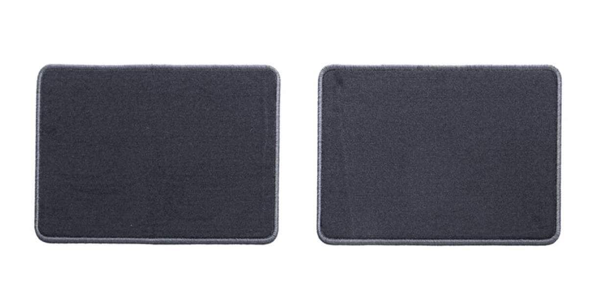 "<img src=""Carpet Mats Premium Velour - Rear"