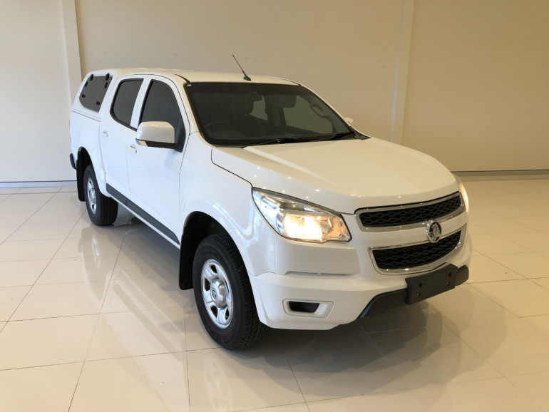 2015 Holden Colorado RG Turbo LS 2wd d/c canopy Image 1