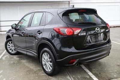 2014 Mazda CX-5 KE Series MY14 Maxx Sport Suv Image 2