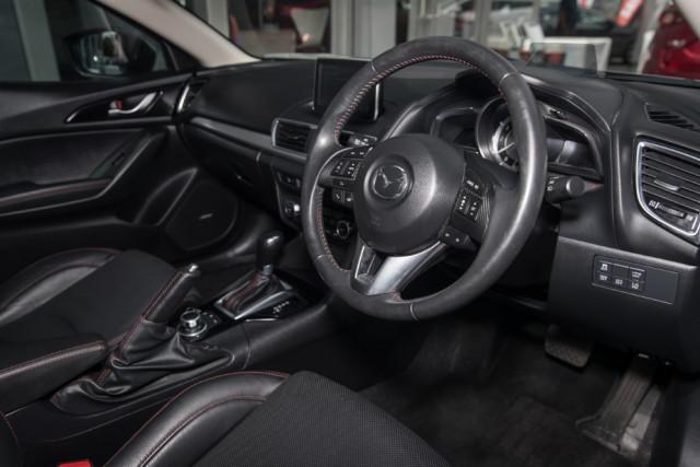 2015 Mazda 3 BM Series SP25 Astina Hatch Hatchback Image 5