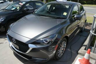 2020 Mazda 2 DJ Series G15 Evolve Hatchback Image 3