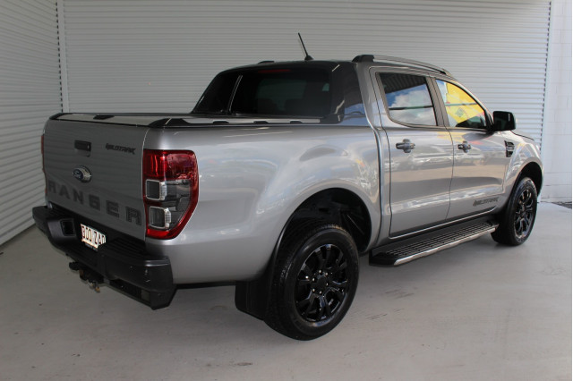 2019 Ford Ranger PX MkIII 4x4 XLT Double Cab Pick-up Dual cab Image 3