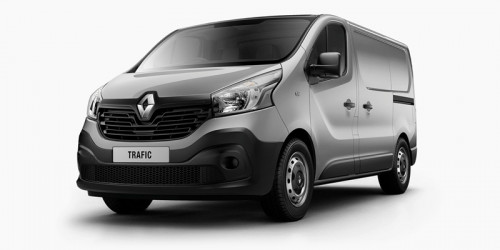 2019 Renault Trafic L1H1 Short Wheelbase Single Turbo Van