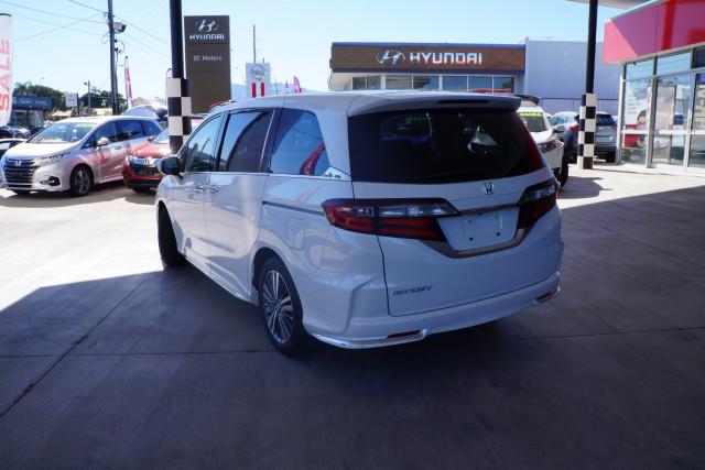 2020 MY0  Honda Odyssey 5th Gen VTi-L Van Image 5