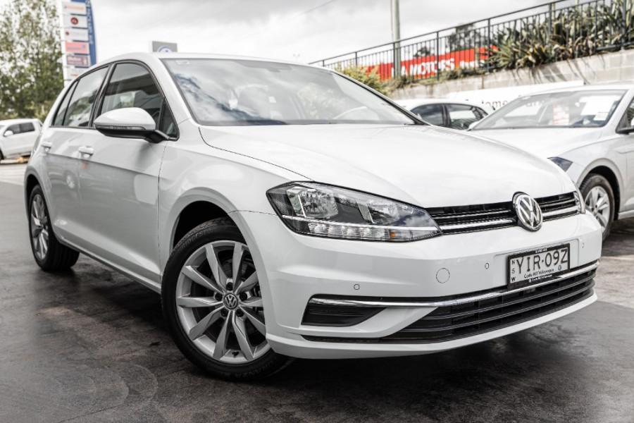 2019 Volkswagen Golf 110TSI Comfortline