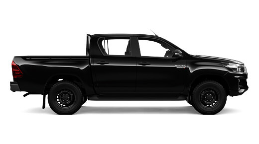 SR 4x4 Double-Cab Pick-Up
