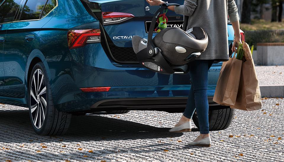 Octavia Virtual Pedal