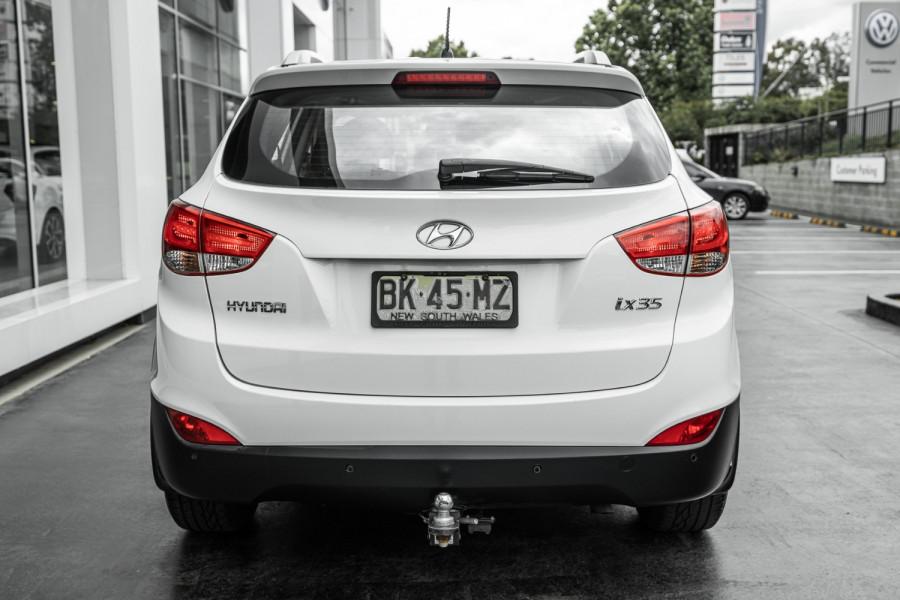 2010 Hyundai ix35 Elite