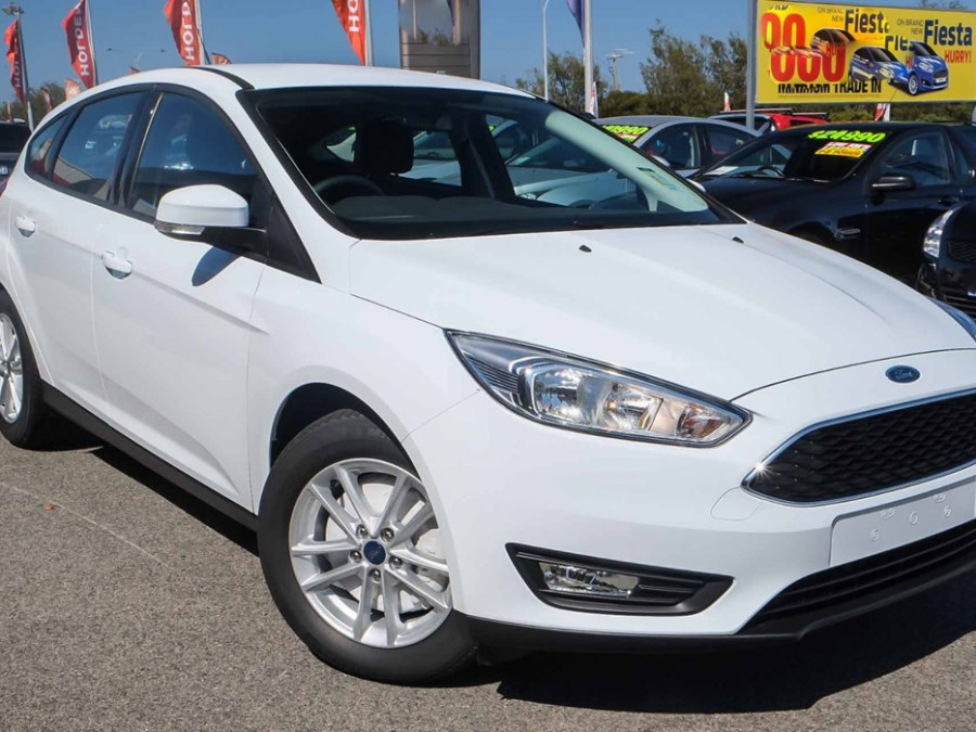 2016 Ford Focus LZ Trend Hatch Hatchback