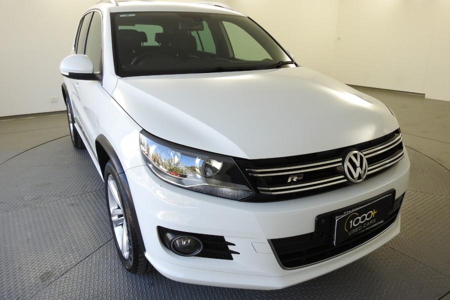 2015 Volkswagen Tiguan 5N MY15 155TSI Suv