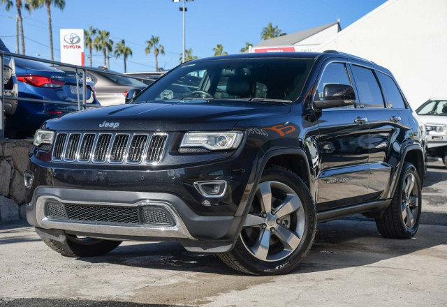 2013 Jeep Grand Cherokee WK MY14 Limited Suv