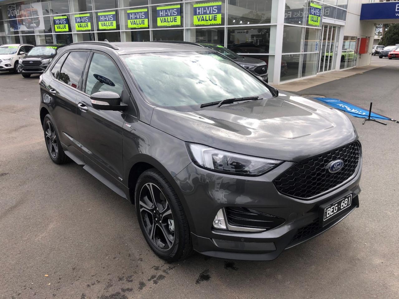 2018 Ford Endura CA 2019MY ST-Line Suv