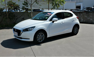 2020 Mazda 2 DJ Series G15 Pure Hatchback image 3