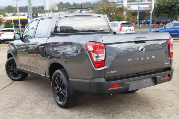 2021 MY20.5 SsangYong Musso Q201 Ultimate XLV Utility Image 2
