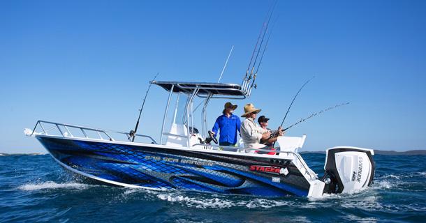 679 Sea Ranger Features