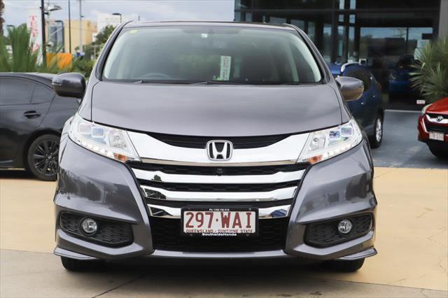 2015 Honda Odyssey 5th Gen MY15 VTi-L Wagon Image 8