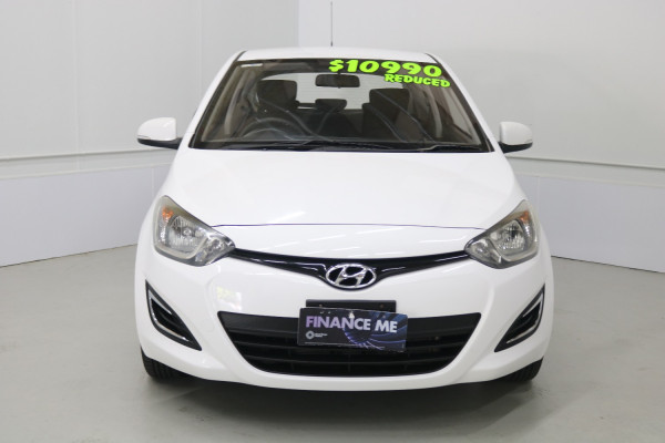 2014 Hyundai I20 PB MY14 ACTIVE Hatchback Image 2