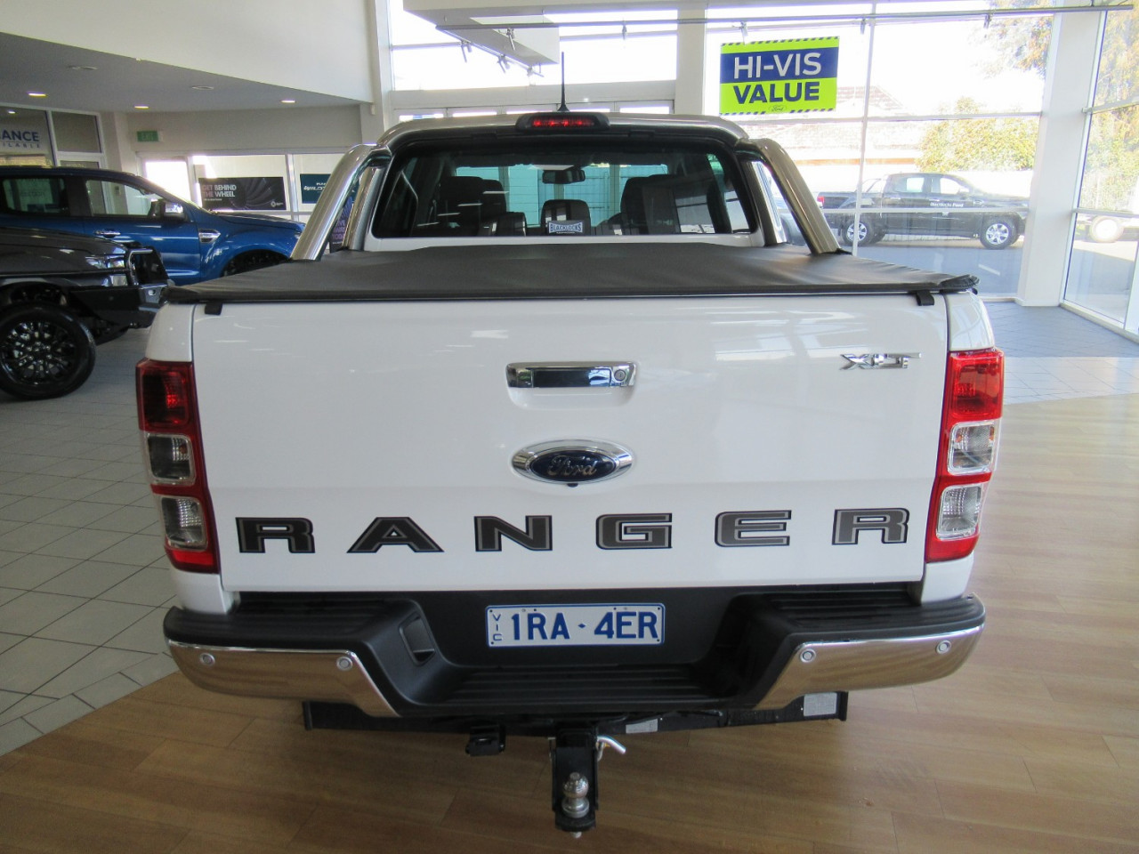 2019 MY19.75 Ford Ranger PX MkIII 4x2 XLT Double Cab Pick-up Hi-Rider Utility Image 8