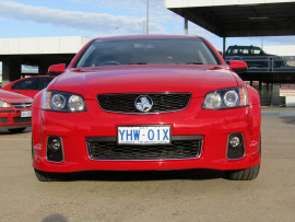 Holden Commodore My12 Sport VE II  SS V