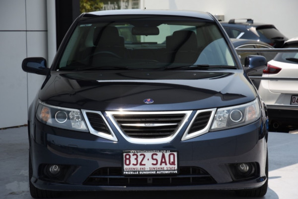 2011 Saab 9-3 440 MY2011 Linear Sedan Image 2