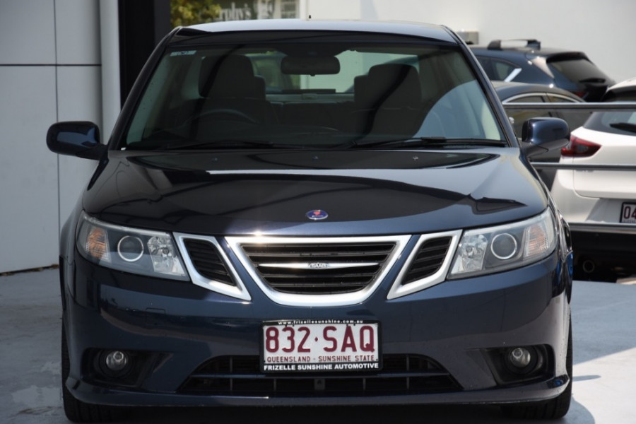 2011 Saab 9-3 440 MY2011 Linear Sedan