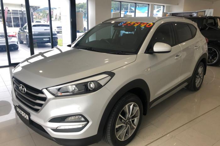 2017 Hyundai Tucson TL Active X Suv