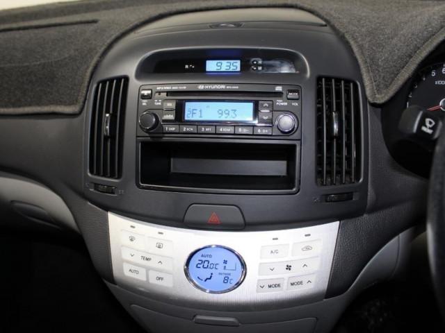 2008 Hyundai Elantra HD SX Sedan