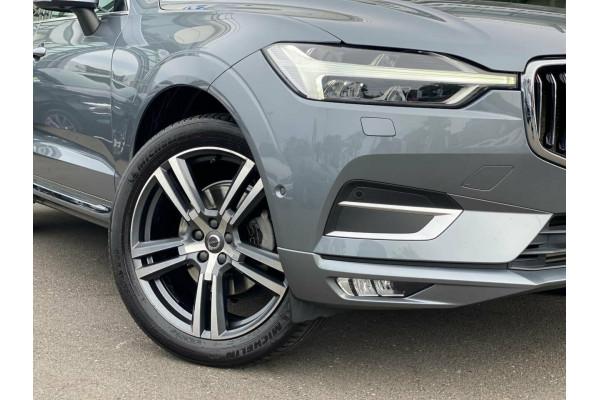 2018 Volvo XC60 UZ MY18 T5 AWD Inscription Suv Image 2
