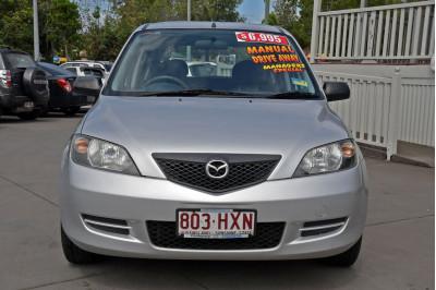 2004 Mazda 2 DY Series 1 Neo Hatchback Image 2