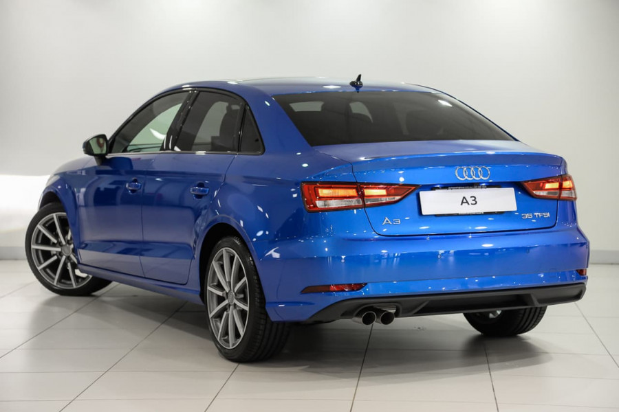 Demo 2018 Audi A3 724064 Brisbane Autosports Group